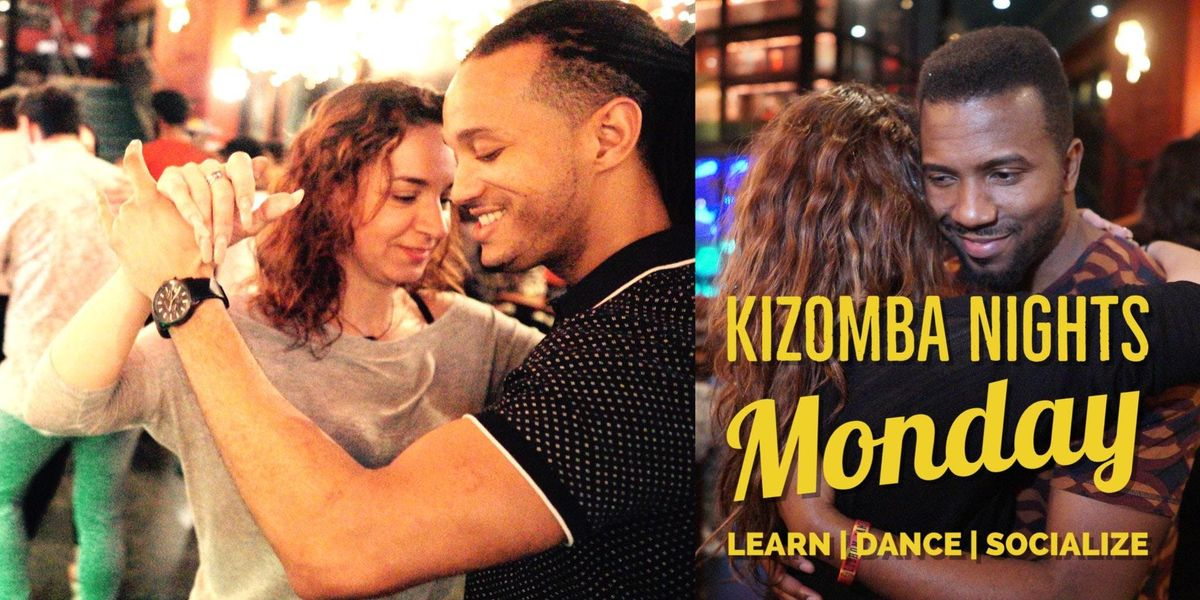 Free Kizomba Monday Afro-Latin Social  El Big Bad 1125