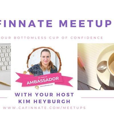 Monthly Meetup for Women Entrepreneurs  Cafinnate Meetup by Kim H