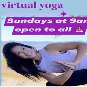 UAC Virtual Yoga with Julie Power Through 2021 [Partner]