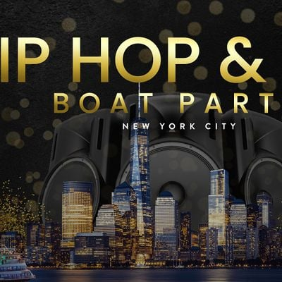 THE 1 Hip Hop & R&B Boat Party Friday Night Yacht Cruise NYC