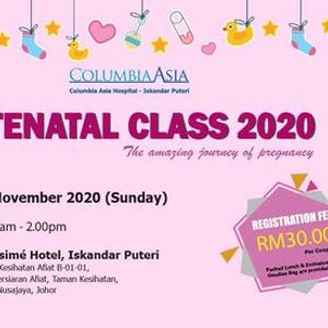 Antenatal Class The Amazing Journey of Pregnancy