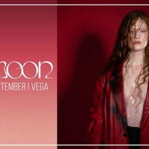 Red Moon - VEGA - Aflyst
