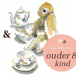Thee taart & tekenen  Ouder & Kind workshop