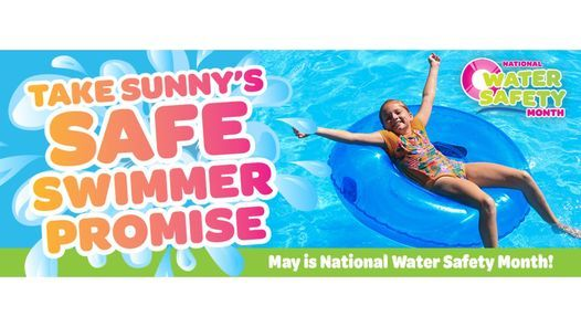 Water Safety Month, 23 May | Event in Daytona Beach | AllEvents.in