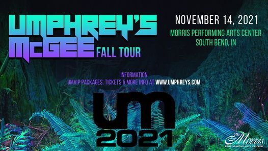 Umphrey's McGee, 14 November | Event in South Bend | AllEvents.in