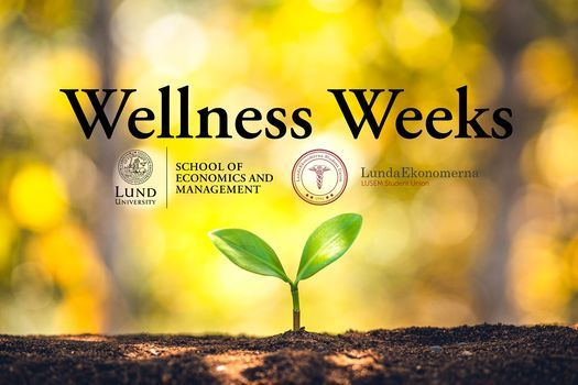 Wellness Weeks, 18 April | Event in Lund | AllEvents.in