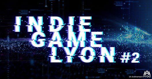 Indie Game Lyon 2