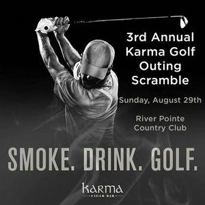 3rd Annual Karma Golf Outing Scramble