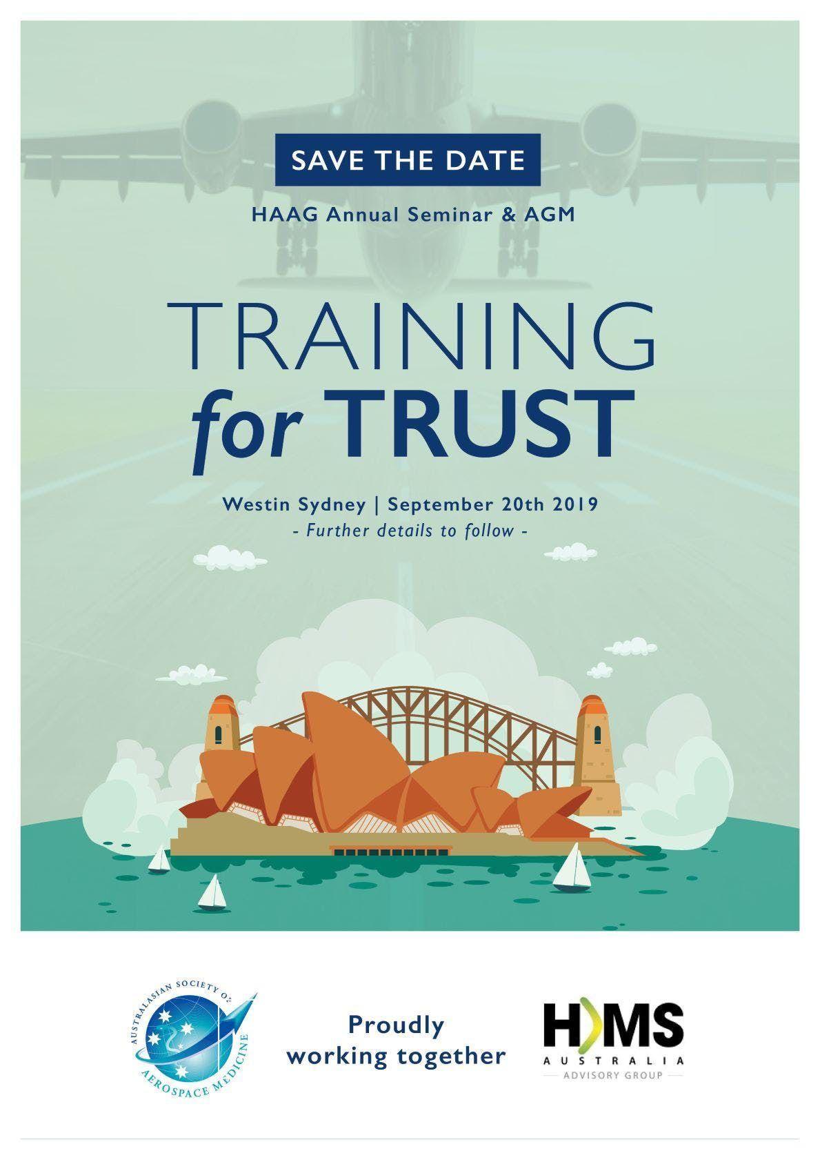 HAAG Annual Educational Seminar & AGM