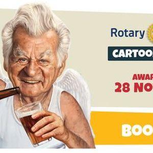 Rotary Cartoon Awards - Awards Night