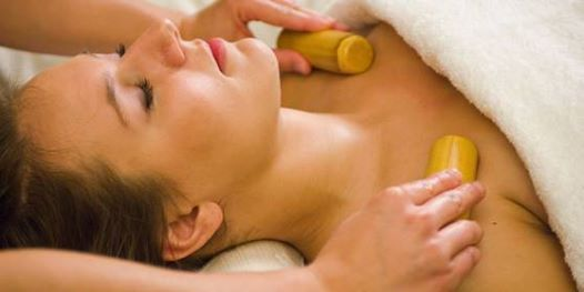 Warm bamboo massage training course