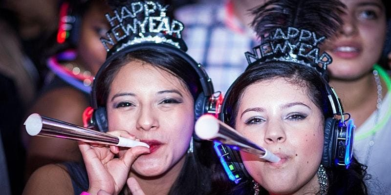 First Silent Disco of The New Year, 7 January | Event in Queens | AllEvents.in