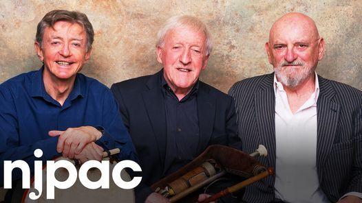 """The Chieftains """"The Irish Goodbye"""", 5 March 
