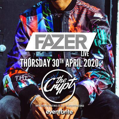 Fazer  Live at The Crypt
