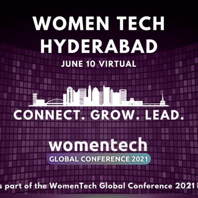 WomenTech Hyderabad - Connect Online (Employer Tickets)
