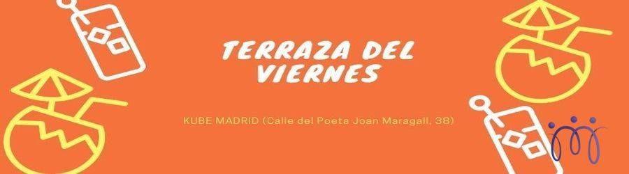 Terraza Del Viernes At Kube Madrid Madrid