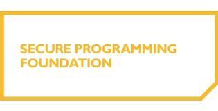 Secure Programming Foundation 2 Days Virtual Live Training in Copenhagen