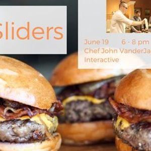 Summer Sliders Interactive Cooking Class