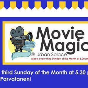 Movie Magic at Urban Solace - October 2019 Edition