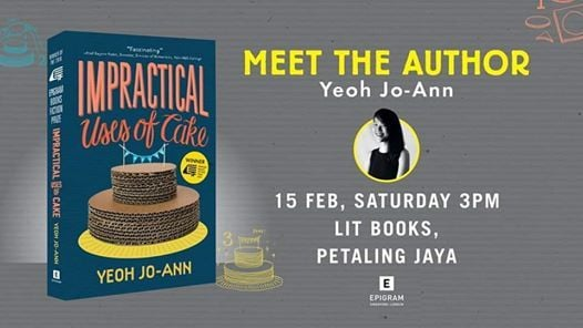 Yeoh Jo-Ann in conversation with Two Book Nerds Talking