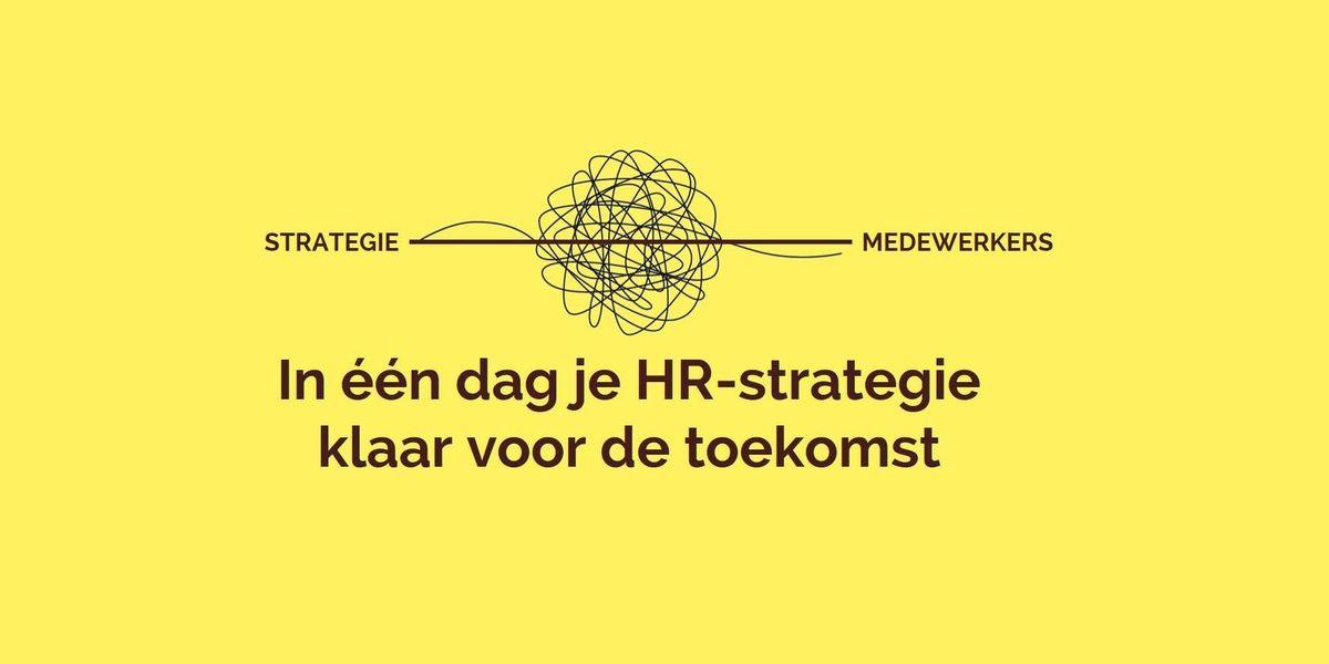 In n dag je HR-strategie klaar voor de toekomst