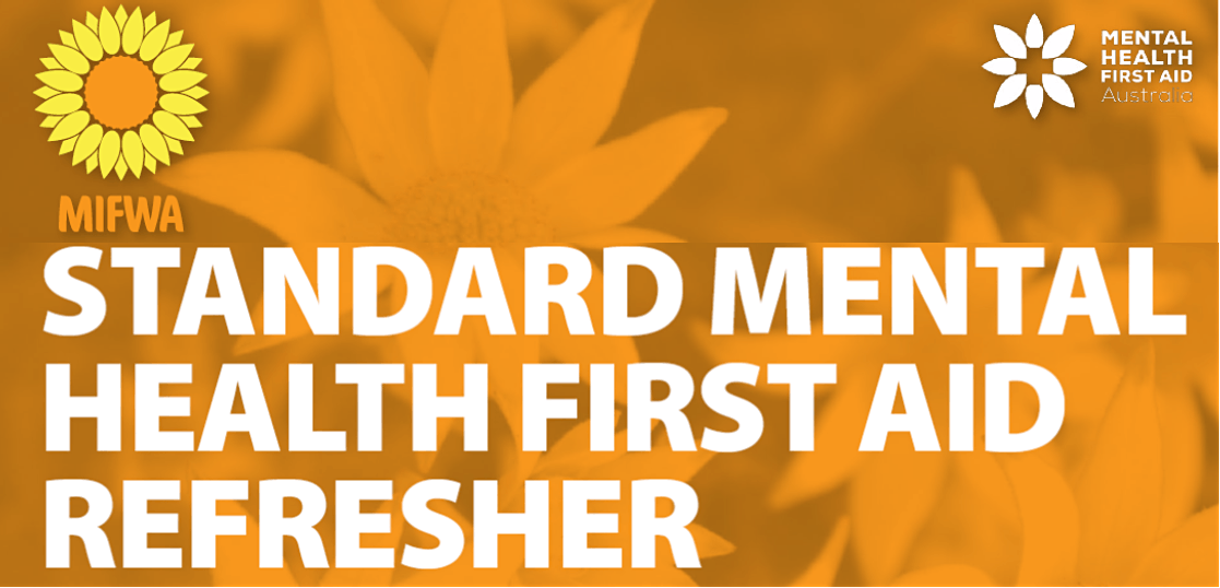 Standard Mental Health First Aid - Refresher, 15 March | Event in Midland | AllEvents.in
