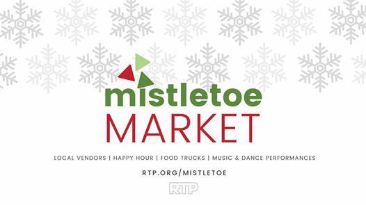 5th Annual Mistletoe Market