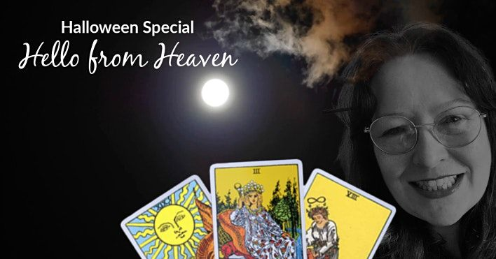 Halloween Special - Hello from Heaven, 30 October | Online Event | AllEvents.in
