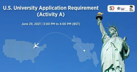 Application Requirements for U.S. University, 29 June | Event in Dhaka | AllEvents.in