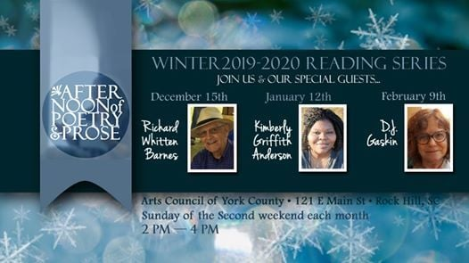 A Reading with Richard Whitten Barnes