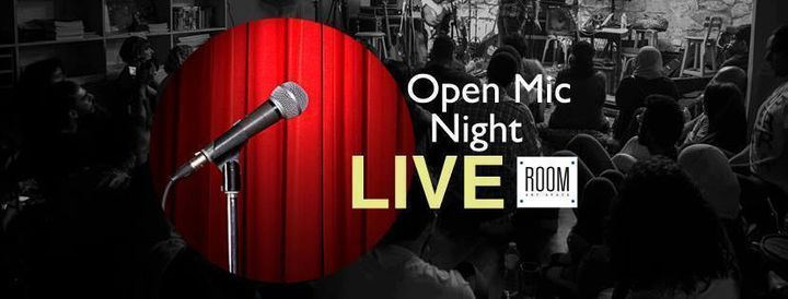 Open Mic at Room New Cairo | Event in Cairo | AllEvents.in