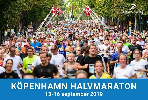 Tvlingsresa till Kpenhamn Halvmaraton