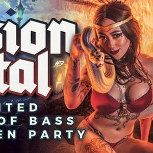 PASSION PORTAL Halloween - Haunted Forest Of Bass