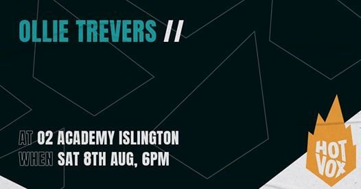 New Date Ollie Trevers  Slow Mojo  More