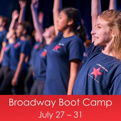July Broadway Boot Camp