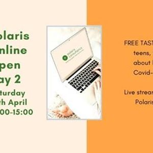 Polaris Online Open Day 2 Free Taster Sessions