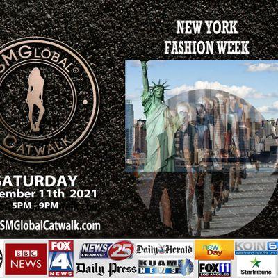 NEW YORK FASHION WEEK SS 22 - September 11th 2021