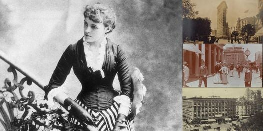 'Edith Wharton's New York: Exposing NYC's Gilded Age Elite Society' Webinar, 14 May | Online Event | AllEvents.in