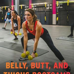 Belly Butts & Thighs Bootcamp