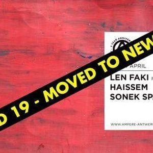 Ampere presents Len Faki