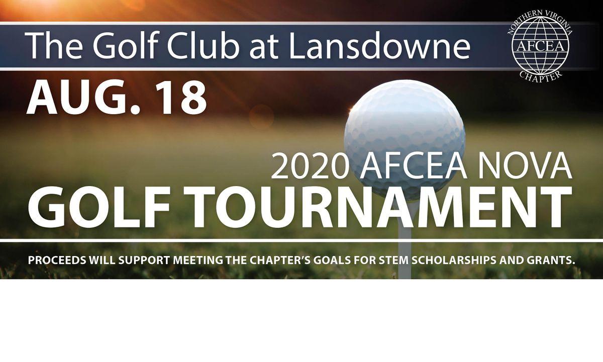 AFCEA NOVA Premiere Golf Tournament