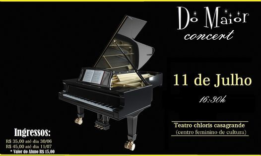 Dó Maior Concert, 13 December | Event in Curitiba | AllEvents.in