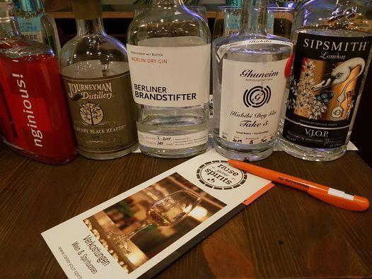 Vom Genever zum Gin - die wunderbare Welt des Wacholders, 13 April | Event in Schwechat | AllEvents.in