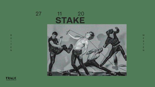 Nieuwe datum: STAKE (1/2), 27 November   Event in Kortrijk   AllEvents.in