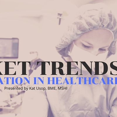 MINDSHOP Current Market Trends in Gamifying Healthcare