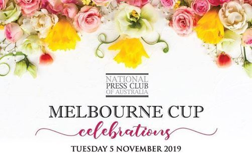 Melbourne Cup Luncheon - Tuesday 5 November 2019