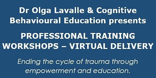 Trauma Informed Practice Skills  for Working with Children and Adolescents | Online Event | AllEvents.in