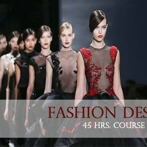 Fashion Design Course (45 Hrs.)