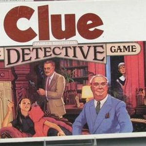 Live Action Game of Clue and Scavenger Hunt