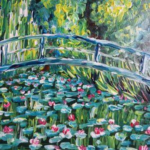 Tribute to Monet  Virtual PWJ  Free